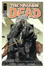 IMAGE COMICS THE WALKING DEAD #108 FIRST KING EZEKIEL AND SHIVA THE TIGER! NM