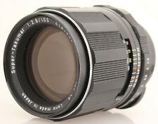 Pentax Super Takumar 105 mm 1 : 2,8   A- condition M42