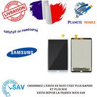 Écran LCD Complet+ Vitre Tactile  Pour Samsung Galaxy Tab A T580 10.1 Blanc