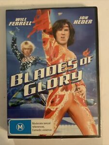 Blades Of Glory (DVD, 2007) Will Ferrell, Jon Header, New/sealed