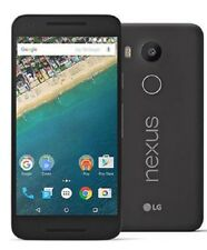 LG Google Nexus 5X H791 LTE Unlocked 5.2'' 12MP 2/32GB ''Sealed+Black''