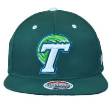 NCAA Zephyr Tulane Green Wave Adult Flat Bill Snapback Men Adjustable Hat Cap