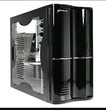 Thermaltake Soprano RS 101 VG7000BWS Black SECC ATX Mid Tower Computer Case