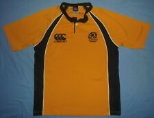 SCOTLAND NT / 2008-2009 Special - CANTERBURY - MENS rugby Jersey / Shirt. Size L