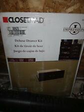 New listing Closet Maid Delux Drawer I Empressions