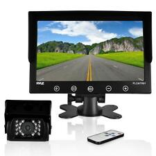 Weatherproof Rearview/Backup Driving Camera & Video Monitor System - Commercial