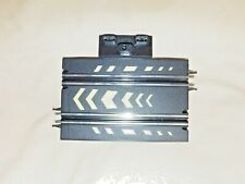 "Fast Lane 1/43 scale Slot Car Power Plug Input Track Section 7"" Straght VGC 8323"