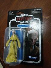 """Star Wars The Vintage Collection 3.75"""" - Supreme Leader Snoke - The Last Jedi"""