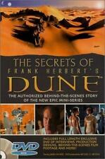 The Secrets of Frank Herbert's Dune BOOK with SEALED DVD