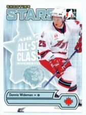 """DENNIS WIDEMAN """"SHOOTING STARS CARD AS-03 AS03"""" HEROES & PROSPECTS"""