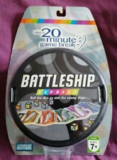 BATTLESHIP EXPRESS - HASBRO 20 MINUTE GAME, NEW IN PACKAGE!