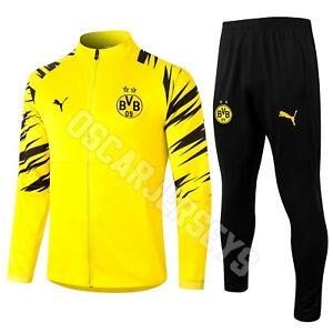 Borussia Dortmund Puma Survêtement complet tracksuit Training 2020 2021 BVB