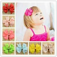 2020 Cute Children Bow Hairpin Headdress Fashion Girl Hair Accessori Hair O9G2
