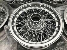 Ferrari Maserati Borrani Wheel Refurbishment 365 GTB 275 GTS 250 SWB