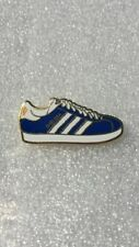 Adidas CHELSEA Trainer Pin Badge Casual Ultras Away Days Casuals Blues CFC Chels