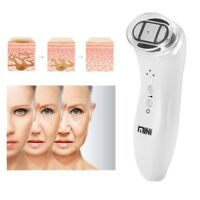 High Intensity Focused Ultrasound Ultrasonic HIFU RF LED Facial Beauty Machine