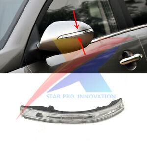 🔥 For Kia Sportage 2011-2016 Left Side LED Rearview Mirror Signal light Replace