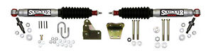 Skyjacker For 1997-2003 Ford F-150 4WD Dual Steering Stabilizer Kit - 9297