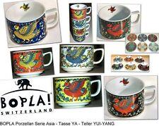 Kaffeetassen & -becher im Landhaus-Stil aus Porzellan mit Tiermotiven