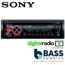 Sony MEX-N6002BD DAB CD MP3 Bluetooth iPod iPhone USB AUX Car Stereo & Aerial