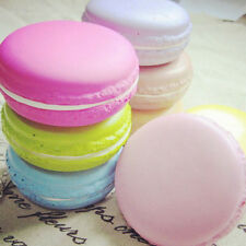 Girl Candy Color Dessert Macaron Squishy Cute Cell Phone Soft Charm Key Straps