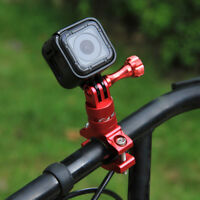 Sport Camera Accessories Bicycle Handlebar Mount for GoPro HERO6 5 Session 4 3+