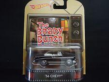 Hot Wheels Chevy 1956 The Brady Bunch 1/64