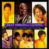 Great Women of Gospel -Various - New Factory Sealed CD