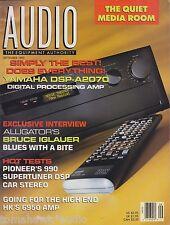 Audio Magazine Sep 1993Yamaha DSP-A2070,Genesis Genre I,HKHK6950R,Pioneer DEH