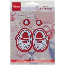 """Marianne Design Creatables Die My First Shoes, Up To 1.1875""""X1.8125"""" LR0303 NIP"""