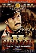 EL RAYO DE SINALOA II BERNAL (1957) ANTONIO AGUILAR NEW