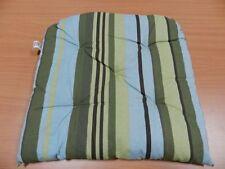 4 Cuscini coprisedia con velcro coordinato 05 copri sedia 40x40 cm nuovo cuscino