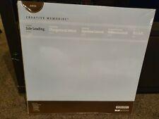 CREATIVE MEMORIES 12x12 Side Loading Album Sleeves - 15 Sheets