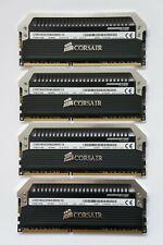 16GB Corsair Dominator Platinum DDR3 Memory 2800MHz CL12 CMD16GX3M4A2800C12