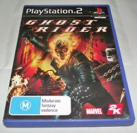 Ghost Rider PS2 PAL *Complete*