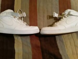 Size 14 - Nike Air Force 1 Mid '07 White 2017