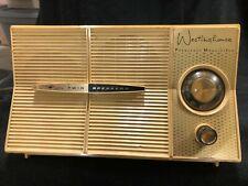 Vintage Westinghouse Fm Radio Model H716T5
