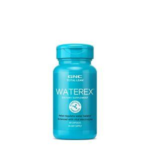 GNC Total Lean Waterex 60 Capsules