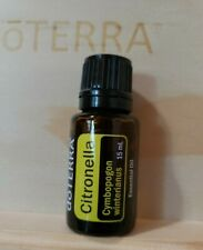 NEW doTERRA Citronella Essential Oil 15ml  SEALED -Free Shipping  Exp 6/25