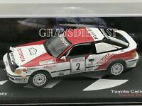 MAG LT04  ALTAYA IXO Toyota Celica GT-Four Acropolis Rally 1990 1:43 SCALE