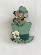Disney Pins DLR Big Hat Series Mad Hatter