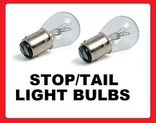 Mitsubishi Space Star Stop/Tail Light Bulbs 1999-2010 P21/5W 12V 21/5W 380 CAR