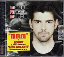 MIGUEL ANGEL MUNOZ - Mam - CD NUOVO Celophanato