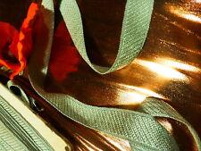 ancienne mercerie ,4   mx2cm joli galon vert  6lots dispo non coupés