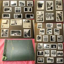 Viaggio Spagna Album Foto Famille Valencia, Grenade, Malaga Tenerife, 1953