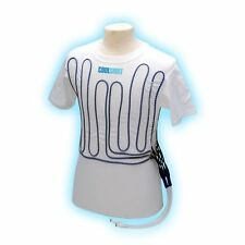 Coolshirt Systems White Cotton Coolshirt, X-Small