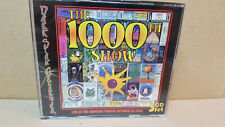 DARK STAR ORCHESTRA The 1000th Show Greensboro N.C. 10/29/04 3 CD Grateful Dead