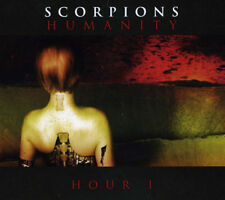 SCORPIONS - HUMANITY HOUR I  CD+DVD IMPORT DIGIPAK