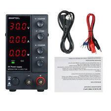 WANPTEK NPS3010W 30V 10A Switching DC Power Supply Voltag & Current Regulated
