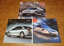 2003 2004 2005 Pontiac Sunfire Sales Brochure Lot of 3 03 04 05